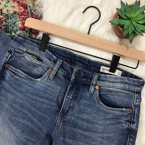 Blank NYC • Raw Edge Skinny Jeans